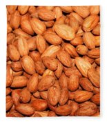 Almonds Fleece Blanket
