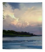 Aloha Fleece Blanket