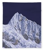 Alpamayo Peru Fleece Blanket