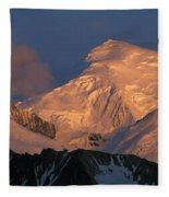 Alpen Glow Fleece Blanket