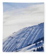 Alps Profile Fleece Blanket