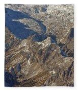 Alps - The Bowl Fleece Blanket