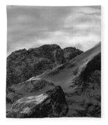 Alpspitze Bavaria 2 Fleece Blanket