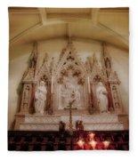 Altar Fleece Blanket