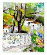 Altea La Vieja 04 Fleece Blanket
