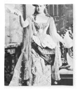 Alva Vanderbilt (1853-1933) Fleece Blanket