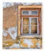Alvor Window Fleece Blanket