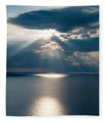 Amalfiana Seascape Fleece Blanket