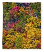 Amazing Cloudland In The Fall Fleece Blanket