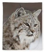 Amazing Gaze Fleece Blanket