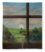 Amazing Grace Fleece Blanket