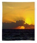 Amazing Sky Fleece Blanket