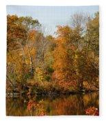 Amber Days Fleece Blanket