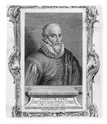 Ambroise Pare (1517?-1590) Fleece Blanket