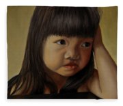 Amelie-an 8 Fleece Blanket
