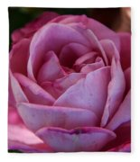 American Beauty IIi Fleece Blanket