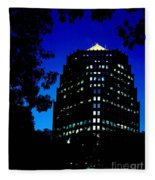 American Century Tower 1 Fleece Blanket