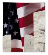 American Excellence Fleece Blanket