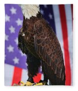 American Honor Fleece Blanket
