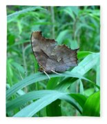 American Snout Butterfly Fleece Blanket