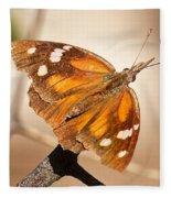 American Snout Butterfly Fleece Blanket