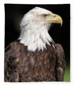 American Symbol Fleece Blanket