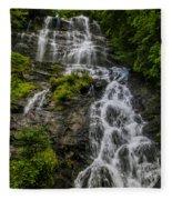 Amicola Falls Fleece Blanket