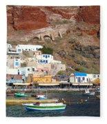 Amoudi Bay Fleece Blanket