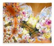 Amour Infinity Fleece Blanket