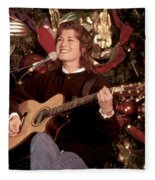 Amy Grant Fleece Blanket