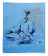 Ana Shiro Fleece Blanket