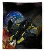 10115 Anakin's Starfighter Fleece Blanket