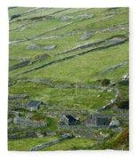 Ancient Ireland Fleece Blanket