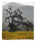 Ancient Oak Fleece Blanket