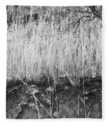 Ancient Sagebrush 2 Fleece Blanket