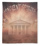 Ancient Spirits Fleece Blanket