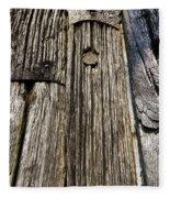 Ancient Timber Fleece Blanket
