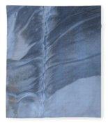 Ancient Upholstery Fleece Blanket