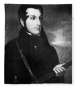 Andrew Jackson, Jr Fleece Blanket
