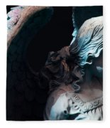 Angel - Alyssa Fleece Blanket