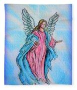 Angel Fleece Blanket