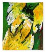 Angel Of Delight Fleece Blanket