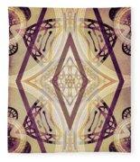 Angel Wings 3 Fleece Blanket