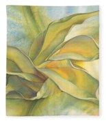 Angel's Pirouette Fleece Blanket