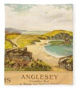 Anglesey Fleece Blanket