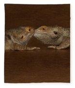 Animal Life Fleece Blanket