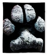 Animal Lovers - South Paw Fleece Blanket