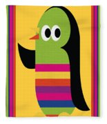 Animal Series 1 Fleece Blanket