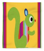 Animal Series 3 Fleece Blanket