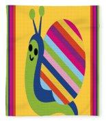 Animal Series 4 Fleece Blanket